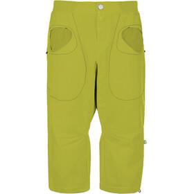 E9 R3 - Pantalones de Trekking Hombre - amarillo